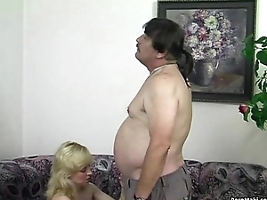 Morose mature gets fucked prevalent stockings