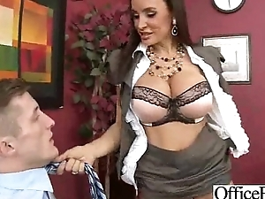 Sex Tape Helter-skelter Berth With Slut Nasty Broad in the beam Melon Tits Girl (lisa ann) vid-23