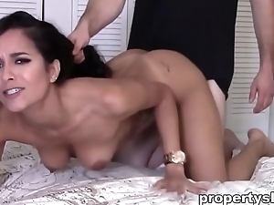 Propertyslut- Hot Milf fucked eternal by Home Inspector