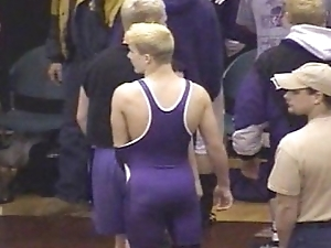Gay Interest - Sport Fetish - Overturn Boner While Wrestling - Wrestler Bulge - Extended Grope Of Pers