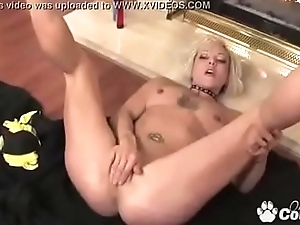 Muscular MILF Denise Pounds On Say no to Pussy