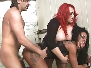 Big tits Kerry Louise gets fucked