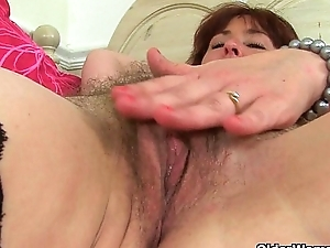 Sultry milfs Lucy Gresty and Janey from the UK