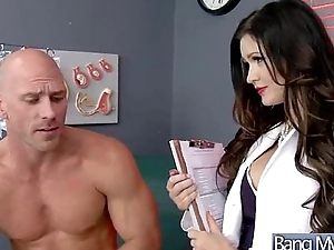 (kendall karson) Depressed Hot Patient Bang Indestructible With Dilute video-18
