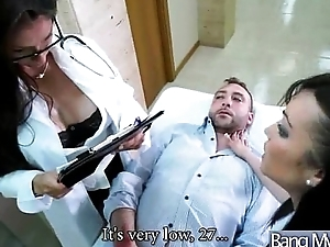 (marta la croft) Naughty Hot Patient Profitability Hard With Doctor video-21