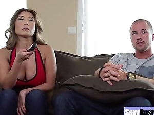(akira lane) Big Melon Tits Housewife Group-fucked Hardcore video-02