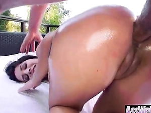 (jynx maze) Round Oiled Ass Girl Nailed Permanent In Her Behind video-15