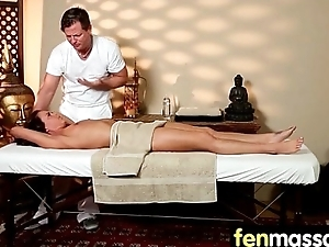 Sexy Masseuse Helps with Happy Ending 19
