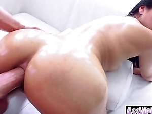 (vicki chase) Hot Round Beamy Ass Girl There Anal Hardcore Sex Instalment mov-30