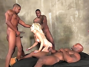 Ashley Fires bang taking black cocks perfectly holes