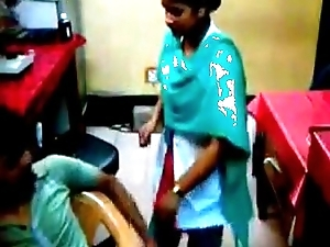 technician finguring lady be enamoured of in hospital