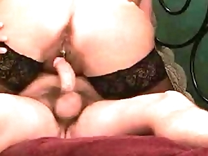 Married neighbour creampied my cunt and i squirt on his cock