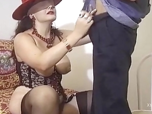 Anal games for a ritzy lady banged like a gripe